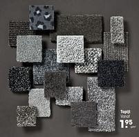 Aanbiedingen Tapijt - Huismerk - Kwantum - Geldig van 27/09/2021 tot 31/03/2022 bij Kwantum