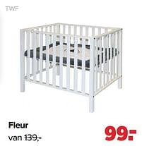Aanbiedingen Twf fleur - TWF - Geldig van 27/09/2021 tot 23/10/2021 bij Baby-Dump