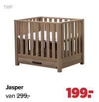 Aanbiedingen Twf jasper - TWF - Geldig van 27/09/2021 tot 23/10/2021 bij Baby-Dump