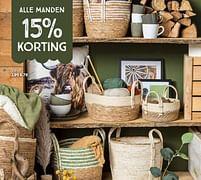 Aanbiedingen Alle manden - Huismerk - Xenos - Geldig van 04/10/2021 tot 17/10/2021 bij Xenos