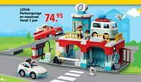 Aanbiedingen 10948 parkeergarage en wasstraat - Lego - Geldig van 11/10/2021 tot 06/12/2021 bij Multi Bazar