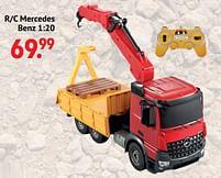 Aanbiedingen R-c mercedes benz - Huismerk - Multi Bazar - Geldig van 11/10/2021 tot 06/12/2021 bij Multi Bazar