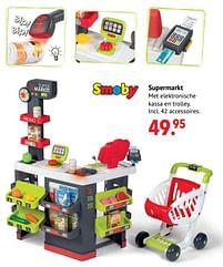 Aanbiedingen Supermarkt - Smoby - Geldig van 11/10/2021 tot 06/12/2021 bij Multi Bazar
