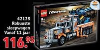 Aanbiedingen 42128 robuuste sleepwagen - Lego - Geldig van 11/10/2021 tot 06/12/2021 bij Multi Bazar