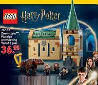 Aanbiedingen 76387 zweinstein pluizige ontmoeting - Lego - Geldig van 11/10/2021 tot 06/12/2021 bij Multi Bazar