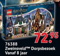 Aanbiedingen 76388 zweinsveld dorpsbezoek - Lego - Geldig van 11/10/2021 tot 06/12/2021 bij Multi Bazar