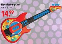 Aanbiedingen Electrische gitaar - Huismerk - Multi Bazar - Geldig van 11/10/2021 tot 06/12/2021 bij Multi Bazar