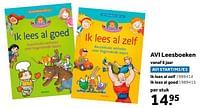 Aanbiedingen Avi leesboeken ik lees al zelf - Huismerk - Intertoys - Geldig van 02/10/2021 tot 05/12/2021 bij Intertoys