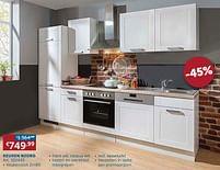 Aanbiedingen Keuken njord -  - Geldig van 19/10/2021 tot 15/11/2021 bij Zelfbouwmarkt