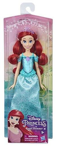 Aanbiedingen Disney Princess Royal Shimmer Pop Ariel - Disney - Geldig van 11/10/2021 tot 25/10/2021 bij Toychamp