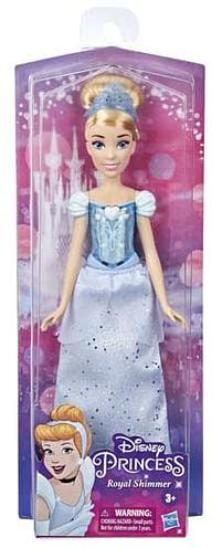 Aanbiedingen Disney Princess Royal Shimmer Pop Assepoester - Disney - Geldig van 11/10/2021 tot 25/10/2021 bij Toychamp