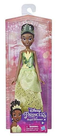 Aanbiedingen Disney Princess Royal Shimmer Pop Tiana - Disney - Geldig van 11/10/2021 tot 25/10/2021 bij Toychamp