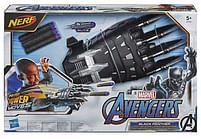 Aanbiedingen Avengers Black Panter Power Moves Role play set - Hasbro - Geldig van 11/10/2021 tot 25/10/2021 bij Toychamp