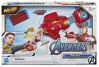 Aanbiedingen Avengers Iron Man Power Moves Role play set - Hasbro - Geldig van 11/10/2021 tot 25/10/2021 bij Toychamp