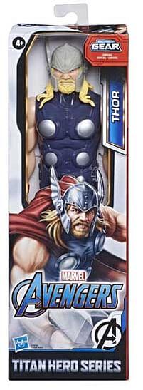 Aanbiedingen Avengers Titan Heroes Thor 30cm - Hasbro - Geldig van 11/10/2021 tot 25/10/2021 bij Toychamp