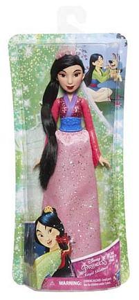 Aanbiedingen Disney Princess Royal Shimmer Mulan - Hasbro - Geldig van 11/10/2021 tot 25/10/2021 bij Toychamp