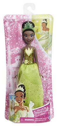 Aanbiedingen Disney Princess Royal Shimmer Tiana - Hasbro - Geldig van 11/10/2021 tot 25/10/2021 bij Toychamp