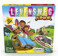 Aanbiedingen Levensweg Junior - Mijn Eerste Levensweg - Hasbro - Geldig van 11/10/2021 tot 25/10/2021 bij Toychamp