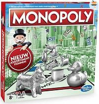 Aanbiedingen Monopoly standaard NL - Hasbro - Geldig van 11/10/2021 tot 25/10/2021 bij Toychamp