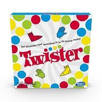 Aanbiedingen Twister - Hasbro - Geldig van 11/10/2021 tot 25/10/2021 bij Toychamp