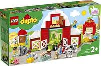 Aanbiedingen 10952 LEGO DUPLO Town Schuur, tractor & boerderijd - Lego - Geldig van 11/10/2021 tot 25/10/2021 bij Toychamp