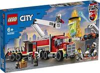 Aanbiedingen 60282 LEGO City Grote ladderwagen - Lego - Geldig van 11/10/2021 tot 25/10/2021 bij Toychamp