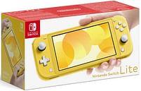 Aanbiedingen Nintendo Switch Console Lite Geel - Nintendo - Geldig van 11/10/2021 tot 25/10/2021 bij Toychamp