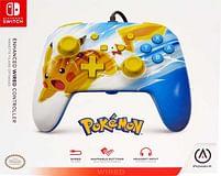 Aanbiedingen Switch Wired Controller Pokemon Pikachu Charge - Nintendo - Geldig van 11/10/2021 tot 25/10/2021 bij Toychamp