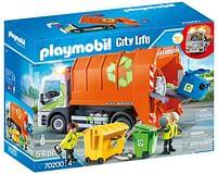 Aanbiedingen 70200 Afval recycling truck - Playmobil - Geldig van 11/10/2021 tot 25/10/2021 bij Toychamp