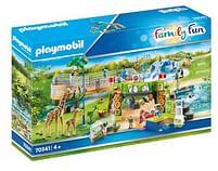 Aanbiedingen 70341 Dierenpark - Playmobil - Geldig van 11/10/2021 tot 25/10/2021 bij Toychamp