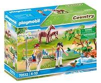 Aanbiedingen 70512 Gelukkige ponyreis - Playmobil - Geldig van 11/10/2021 tot 25/10/2021 bij Toychamp