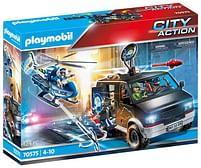 Aanbiedingen 70575 Politiehelikopter Achtervolging van het vluc - Playmobil - Geldig van 11/10/2021 tot 25/10/2021 bij Toychamp