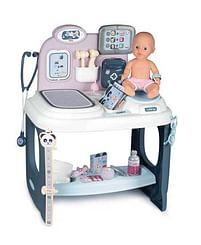 Aanbiedingen Smoby Baby Care poppenverzorgingscenter - Smoby - Geldig van 11/10/2021 tot 25/10/2021 bij Toychamp