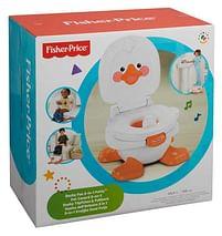 Aanbiedingen Fisher Price Eendenpret 3-in-1 potje - Fisher-Price - Geldig van 15/10/2021 tot 29/10/2021 bij Toychamp