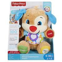 Aanbiedingen Fisher Price Leerplezier Puppy - Fisher-Price - Geldig van 15/10/2021 tot 29/10/2021 bij Toychamp