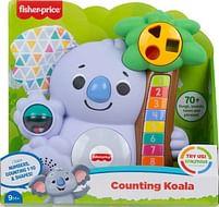 Aanbiedingen Fisher Price Linkimals Koala - Fisher-Price - Geldig van 15/10/2021 tot 29/10/2021 bij Toychamp