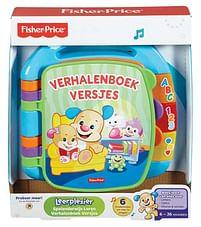 Aanbiedingen Spelenderwijs leren Verhalenboek Versjes - Fisher-Price - Geldig van 15/10/2021 tot 29/10/2021 bij Toychamp