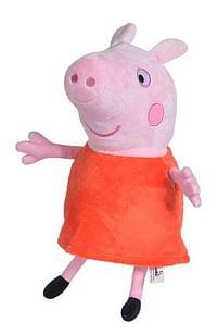 Aanbiedingen Peppa Pig pluche - Simba - Geldig van 15/10/2021 tot 29/10/2021 bij Toychamp