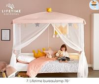 Aanbiedingen Lifetime bureaulamp - Lifetime - Geldig van 17/10/2021 tot 23/10/2021 bij Baby & Tiener Megastore