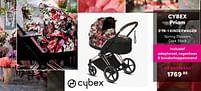 Aanbiedingen Cybex priam 2-in-1 kinderwagen - Cybex - Geldig van 17/10/2021 tot 23/10/2021 bij Baby & Tiener Megastore