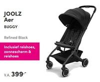 Aanbiedingen Joolz aer buggy - Joolz - Geldig van 17/10/2021 tot 23/10/2021 bij Baby & Tiener Megastore