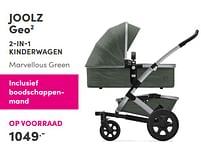 Aanbiedingen Joolz geo2 2-in-1 kinderwagen - Joolz - Geldig van 17/10/2021 tot 23/10/2021 bij Baby & Tiener Megastore