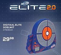 Aanbiedingen Digitaal elite doelwit - Hasbro - Geldig van 22/10/2021 tot 07/12/2021 bij Supra Bazar