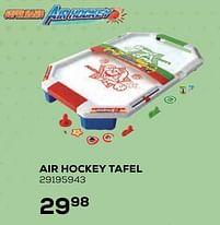 Aanbiedingen Air hockey tafel - Huismerk - Supra Bazar - Geldig van 22/10/2021 tot 07/12/2021 bij Supra Bazar