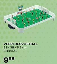 Aanbiedingen Veertjesvoetbal - Huismerk - Supra Bazar - Geldig van 22/10/2021 tot 07/12/2021 bij Supra Bazar