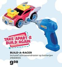 Aanbiedingen Build-a-racer - Hap P Kid - Geldig van 22/10/2021 tot 07/12/2021 bij Supra Bazar