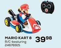 Aanbiedingen Mario kart 8 - Nintendo - Geldig van 22/10/2021 tot 07/12/2021 bij Supra Bazar