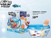 Aanbiedingen Robofish + viskom - Zuru - Geldig van 22/10/2021 tot 07/12/2021 bij Supra Bazar