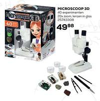 Aanbiedingen Microscoop 3d - Buki France - Geldig van 22/10/2021 tot 07/12/2021 bij Supra Bazar