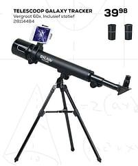 Aanbiedingen Telescoop galaxy tracker - Huismerk - Supra Bazar - Geldig van 22/10/2021 tot 07/12/2021 bij Supra Bazar